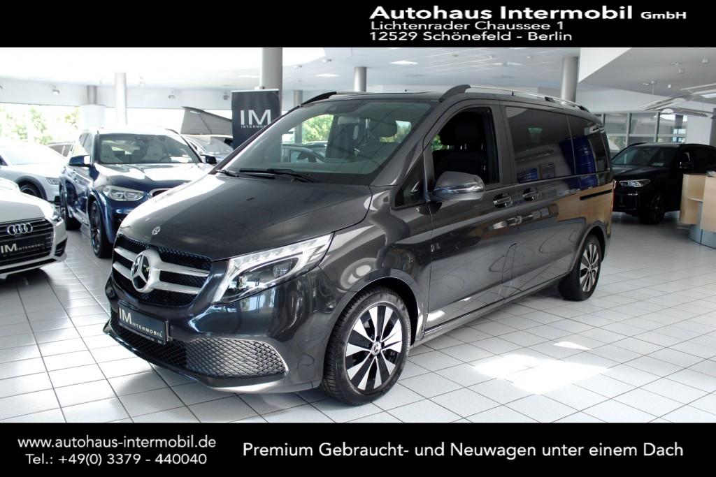 Mercedes-Benz V 220 K d 9G-Tronic EDITION*Leder*DAB*LED*Kamera, Jahr 2019, Diesel
