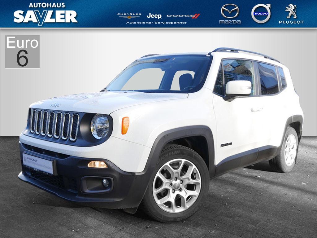 Jeep Renegade 1.4 Multiair Limited, Jahr 2015, Benzin