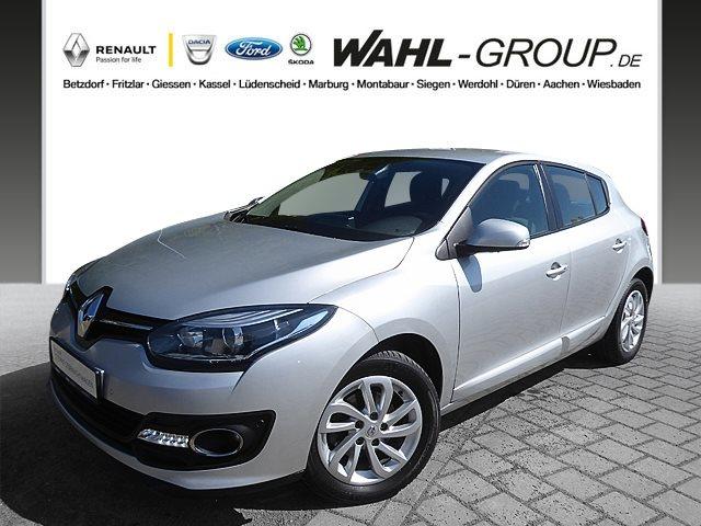Renault Megane 1.6 16V 110 Paris de Luxe, Jahr 2014, Benzin