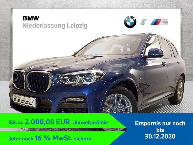 BMW X3 xDrive20d ZA EURO6 M Sport Head-Up HiFi Var. Lenkung LED, Jahr 2020, Diesel