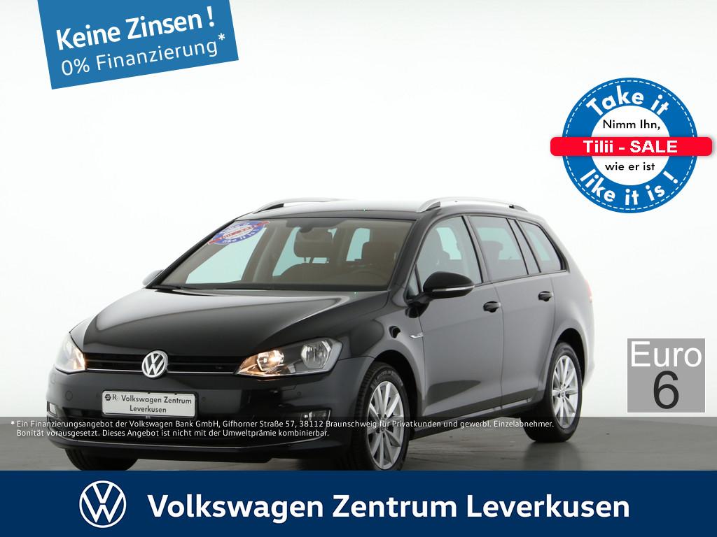 Volkswagen Golf VII Variant 1.6 Lounge 4MOTION NAVI AHK KAM, Jahr 2016, Diesel