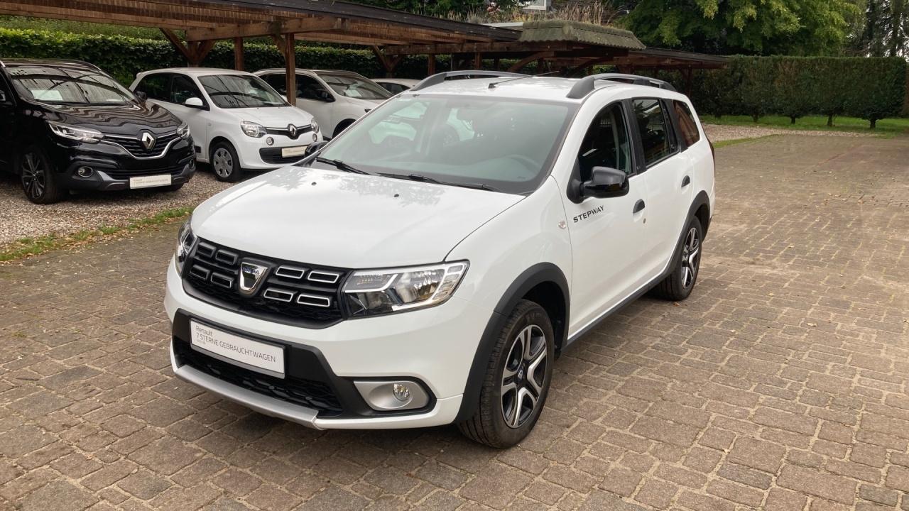 Dacia Logan finanzieren