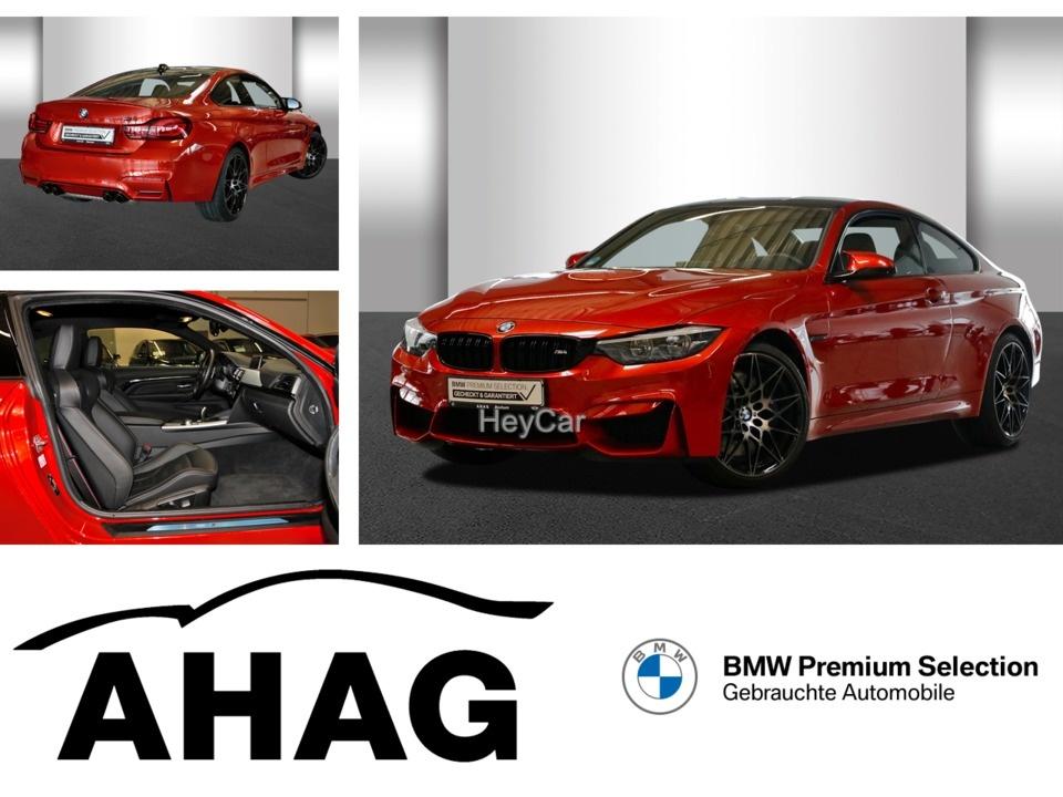 BMW M4 Coupe Competition Paket M DKG Navi Prof. PDC, Jahr 2020, Benzin
