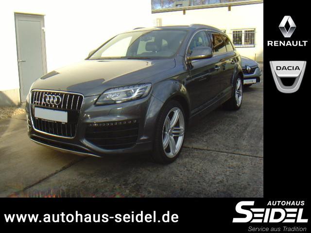 Audi Q7 3.0 TDI quattro, Jahr 2015, Diesel
