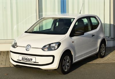 Volkswagen up! take up! 1.0 TSI, Jahr 2015, petrol