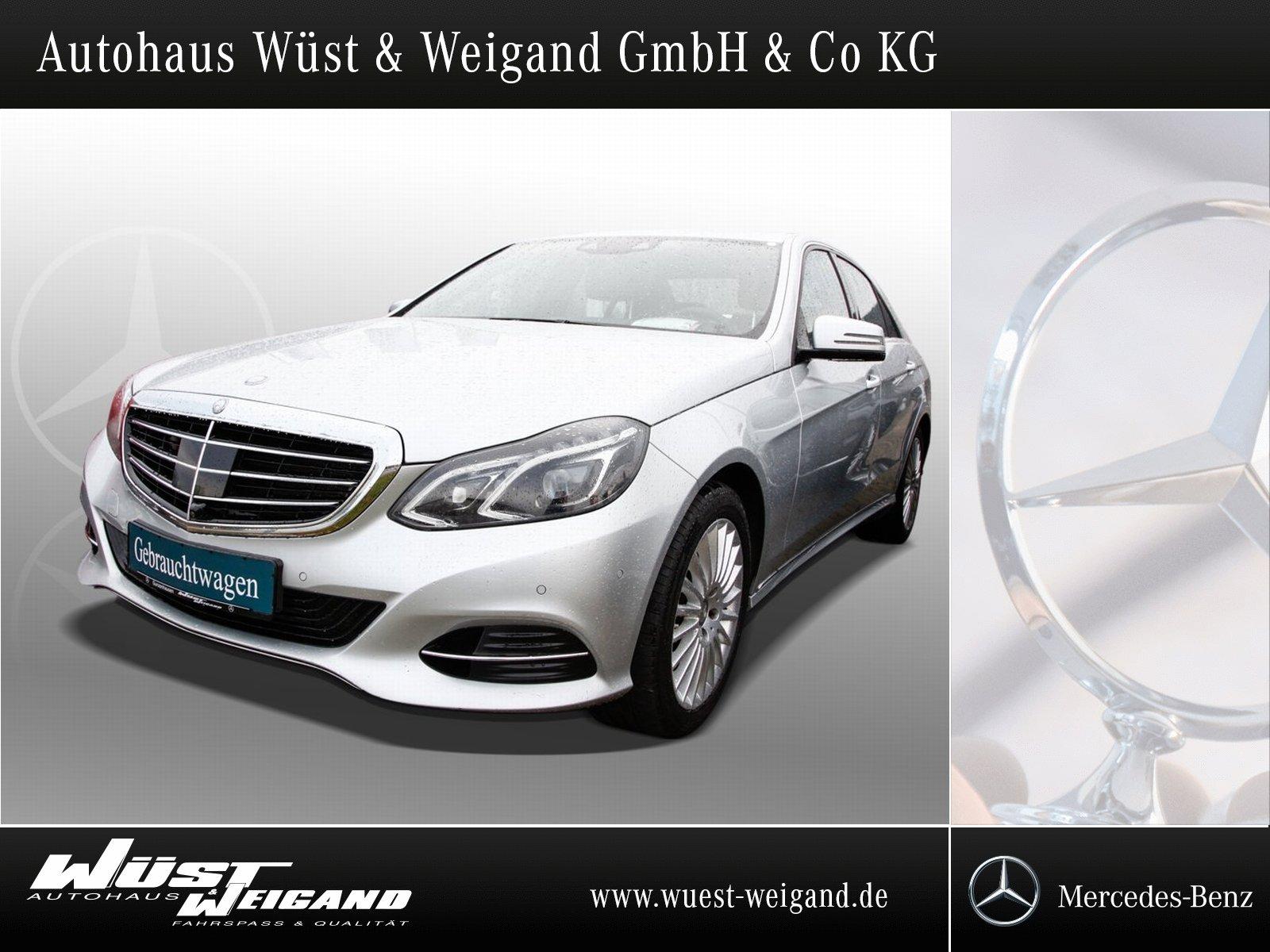 Mercedes-Benz E 400 BE 4M Lim. Elegance+Standheizung+Distronic, Jahr 2013, Benzin