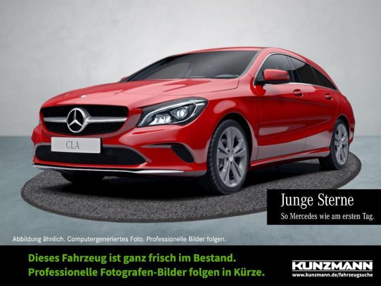 Mercedes-Benz CLA 220 4M SB Urban Navi LED SpiegelP. Harman, Jahr 2016, Benzin