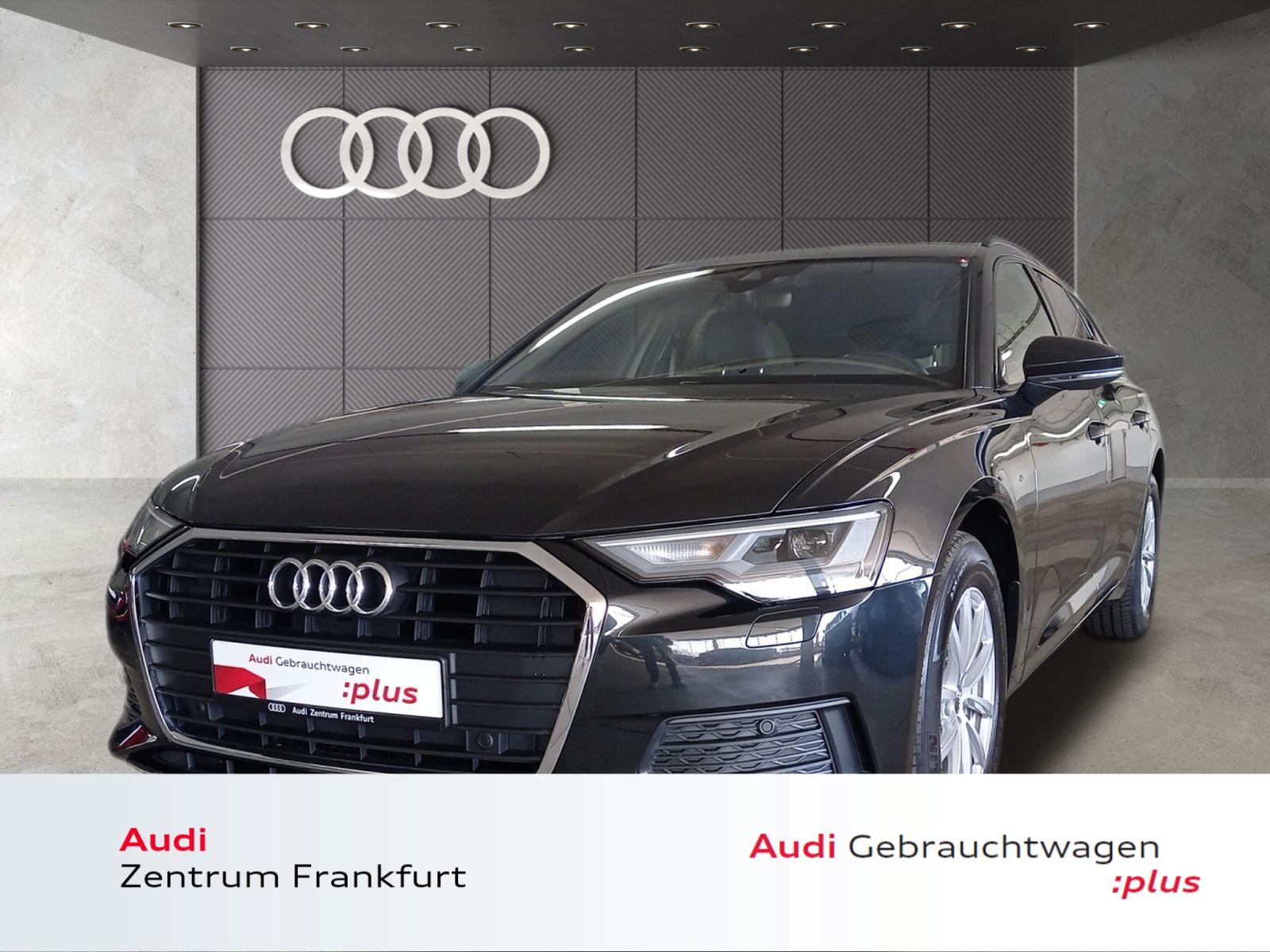 Audi A6 Avant 40 TDI S tronic LED Navi Tempomat PDC Sitzheizung, Jahr 2019, Diesel