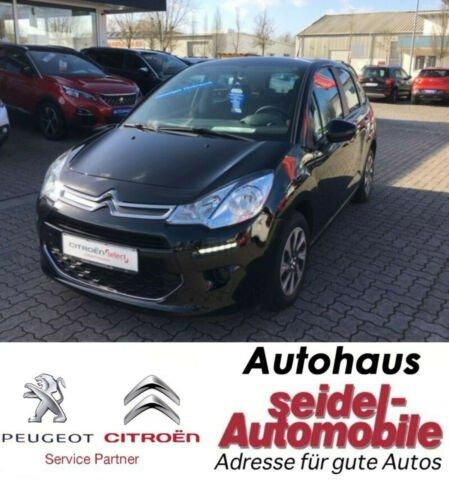 Citroën C3 PureTech VTi 68 Tendance, wenig KM, Panorama, Jahr 2013, Benzin
