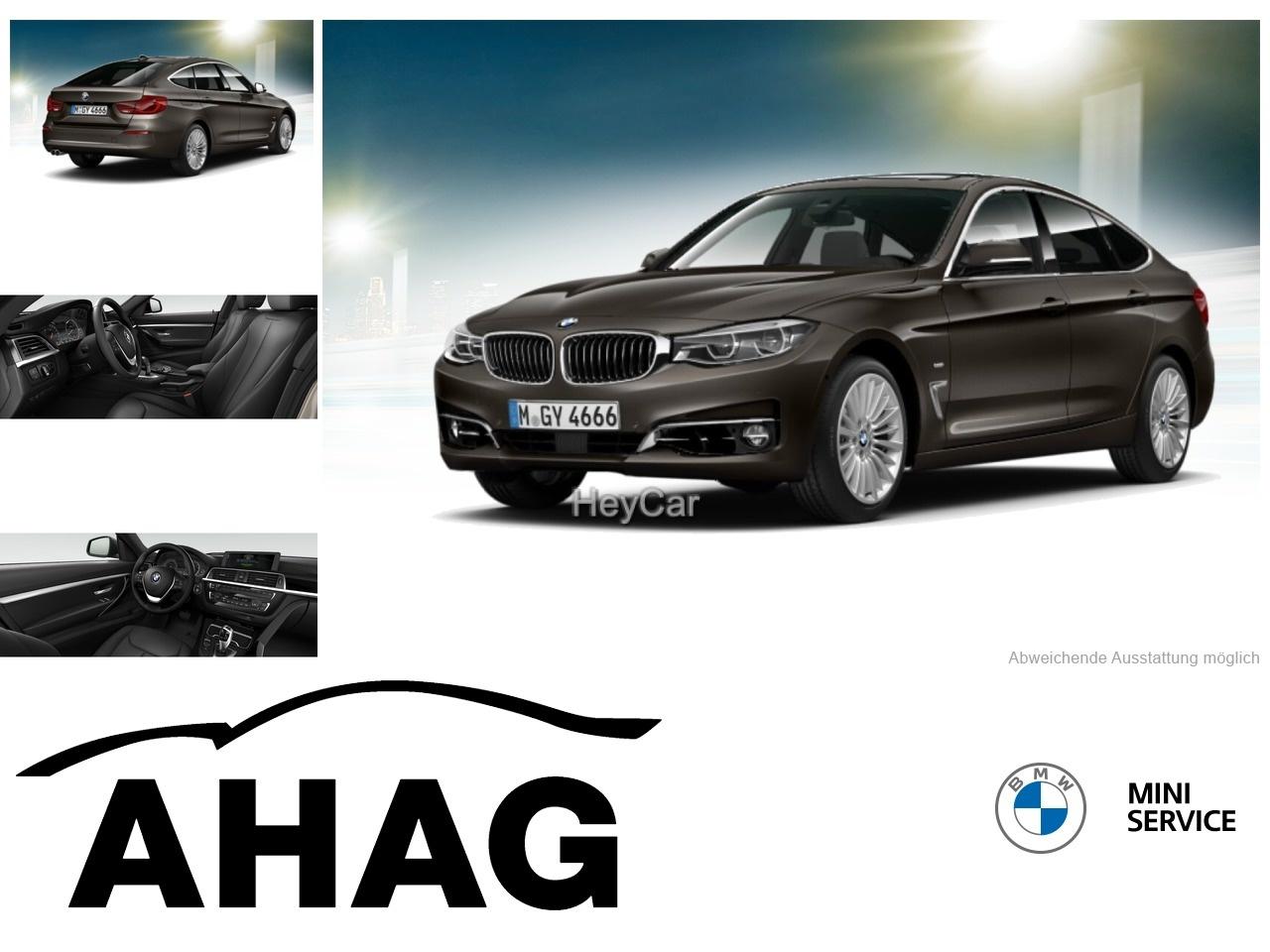 BMW 330 Gran Turismo GT Luxury Line elektr. Sitze HUD, Jahr 2017, Benzin