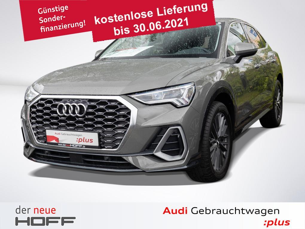 Audi Q3 Sportback 35 TFSI S-Line Virtual LED 19 Zoll, Jahr 2020, Benzin