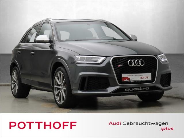 Audi RSQ3 2.5 TFSi q. AHK Pano NaviPlus Xenon Bluetooth, Jahr 2014, Benzin