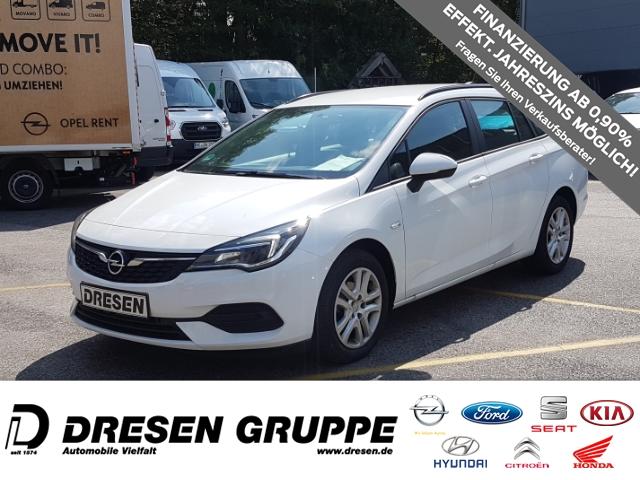 Opel Astra K Sports Tourer/Navi+Klimaanlage+Tempomat, Jahr 2019, Diesel