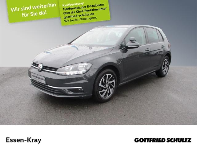 Volkswagen Golf FAHRSCHULUMBAU 1.6 TDI Join FAHRSCHULE NAVI PDC SHZ FSE AC, Jahr 2018, Diesel