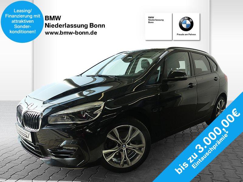 BMW 218i Active Tourer Sport Line, Jahr 2019, Benzin