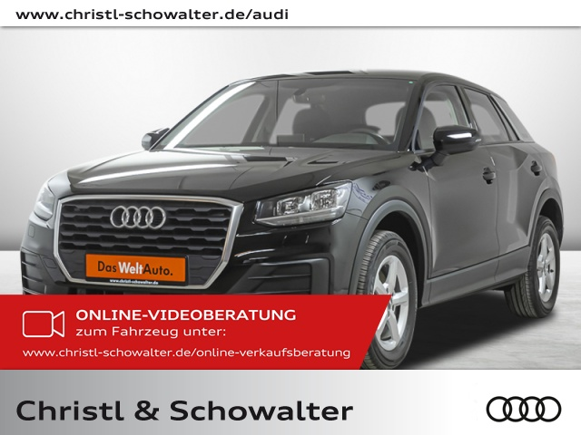 Audi Q2 1.0 TFSI PDC GRA Klima Bluetooth Einparkhilfe, Jahr 2018, Benzin