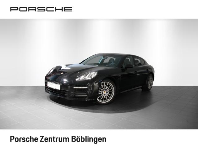 Porsche Panamera 4, Jahr 2016, petrol