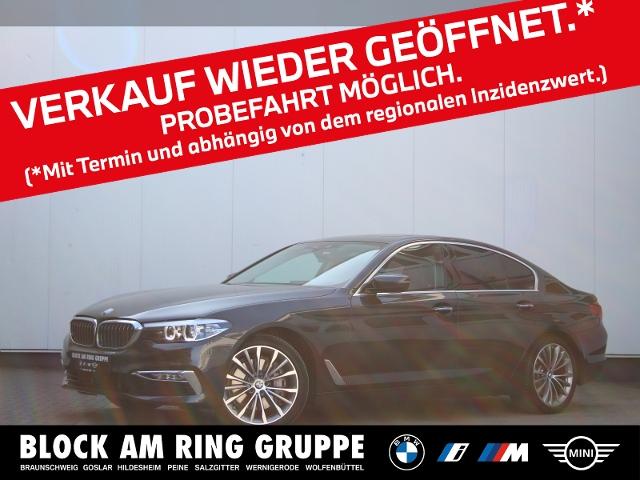 BMW 540i xDrive Limousine RFK GSD H/K HUD, Jahr 2017, Benzin