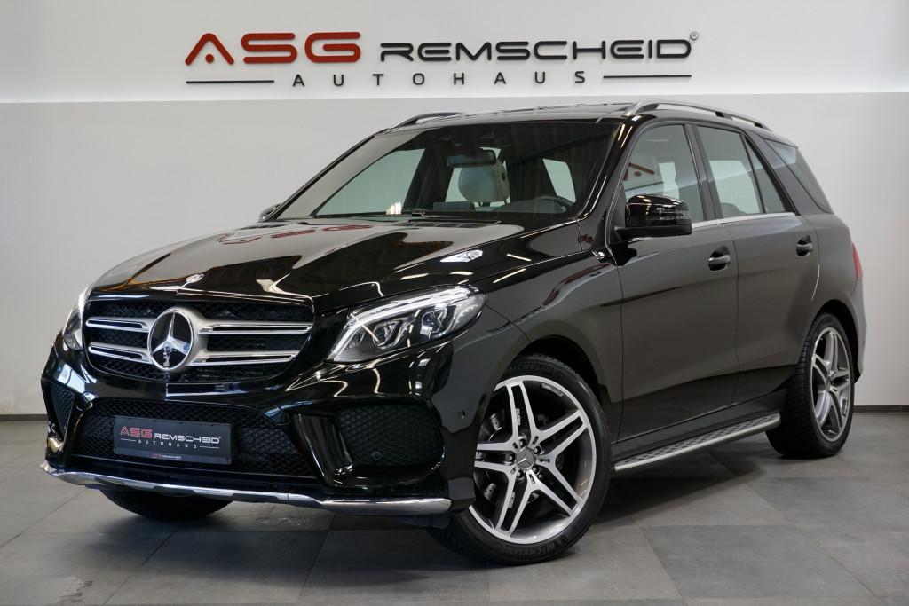 Mercedes-Benz GLE 350 d 4M *Designo *NP100TSD *B&O *Distr. *, Jahr 2016, Diesel