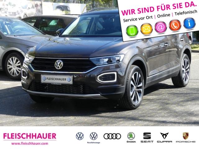 Volkswagen T-Roc IQ.DRIVE 1.6 TDI EU6d-T NAVI, Jahr 2019, Diesel