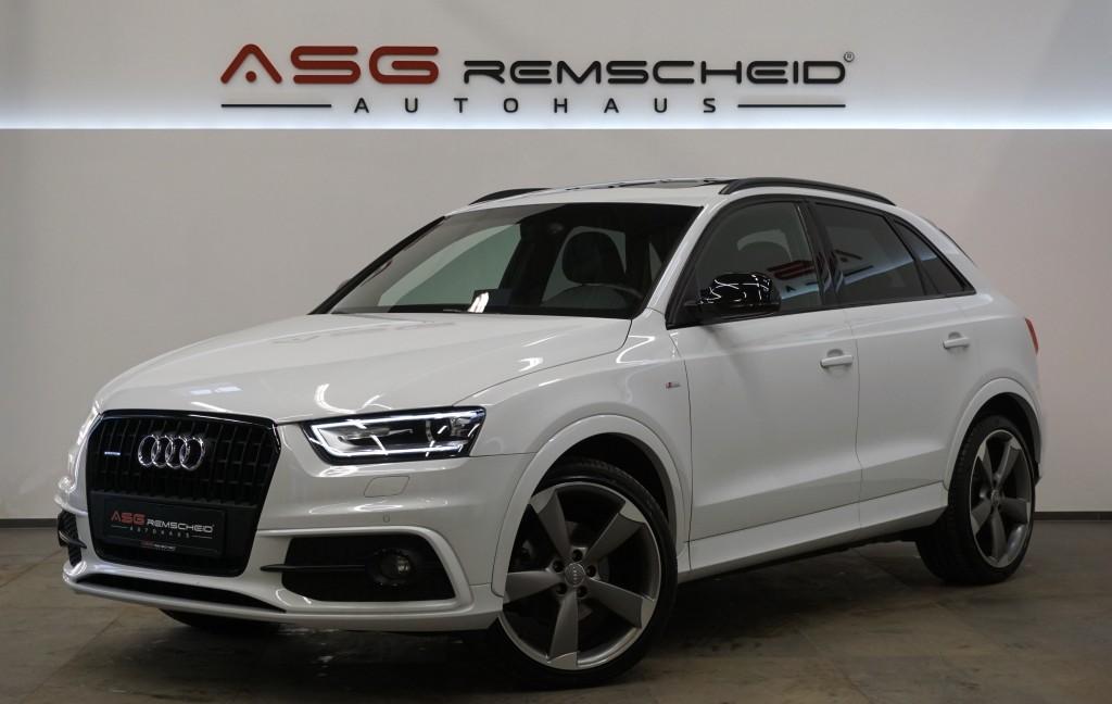 Audi Q3 2.0 TFSI q. Competition S Line *Pano *Xenon*, Jahr 2015, Benzin