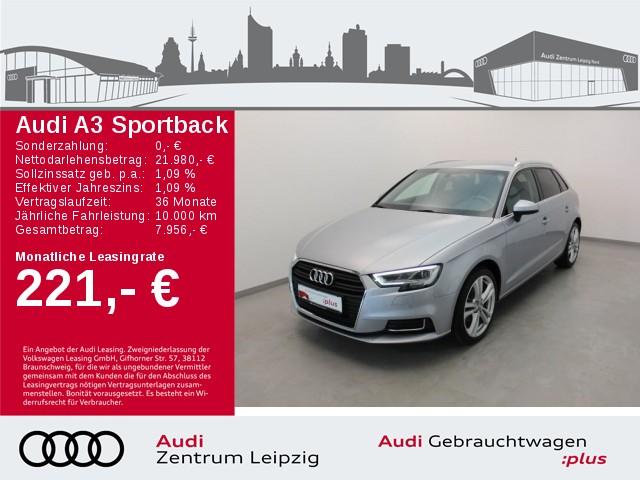 Audi A3 Sportback 30 TFSI design *LED*Navi*, Jahr 2019, Benzin