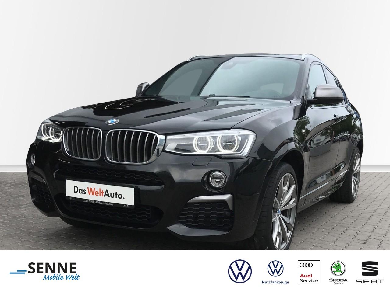BMW X4 M40 Autom. Leder, Standheizung, LED, Navi,, Jahr 2016, Benzin