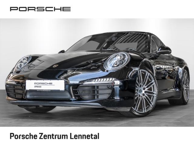 Porsche 911 (991) Carrera Black Edition, Jahr 2015, Benzin