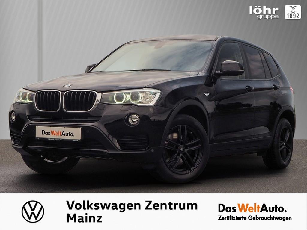 BMW X3 sDrive 18d *Navi*PDC*Xenon, Jahr 2016, Diesel