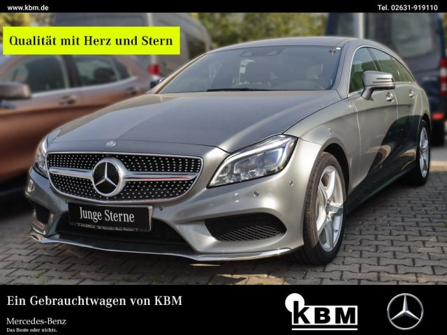 Mercedes-Benz CLS 350 d 4M SB AMG °DISTRONIC°AIRMATIC°LED-MB°, Jahr 2015, Diesel