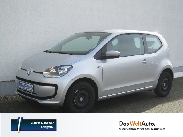 Volkswagen up! move 1.0 KLIMA, Jahr 2014, Benzin