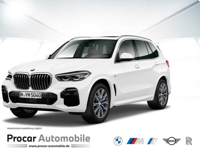 BMW X5 xDrive30d M SPORT 2-ACHS LUFTFEDERUNG AHK HUD, Jahr 2020, Diesel