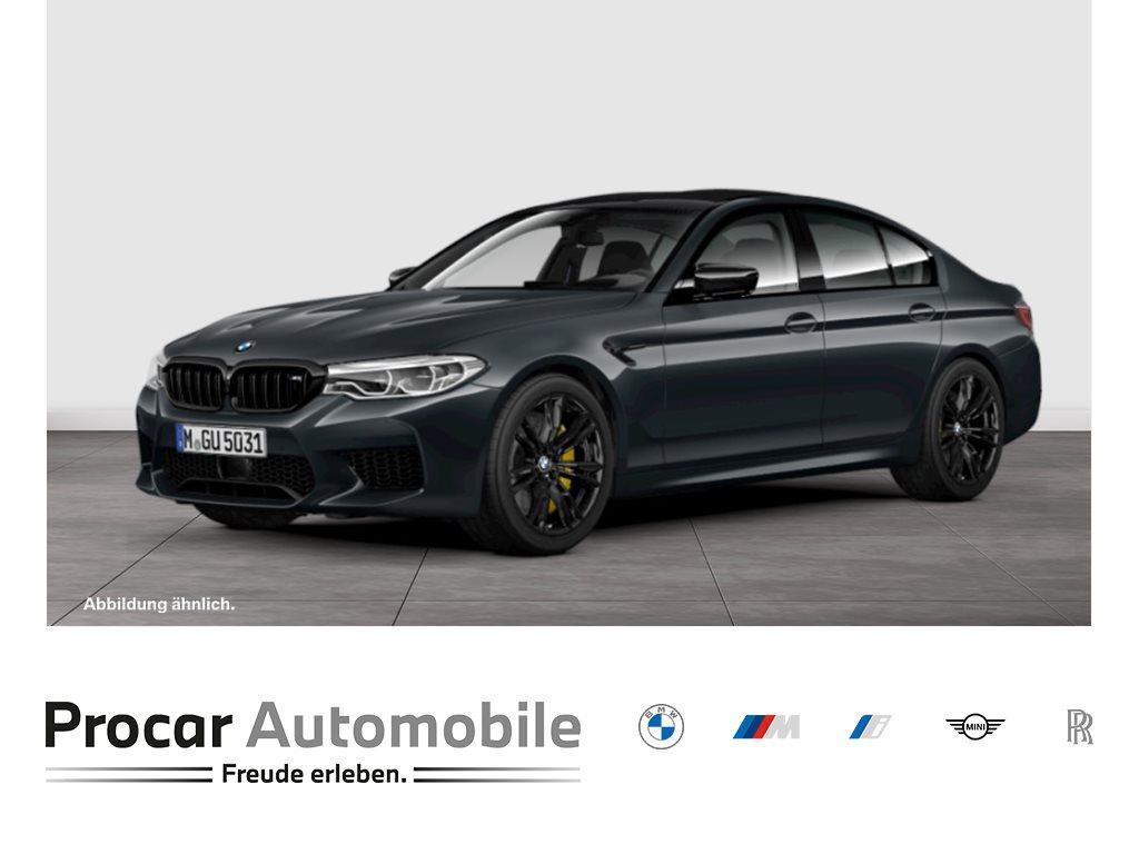 BMW M5 Limousine Competition Carbon-Keramik B&W AHK, Jahr 2018, Benzin