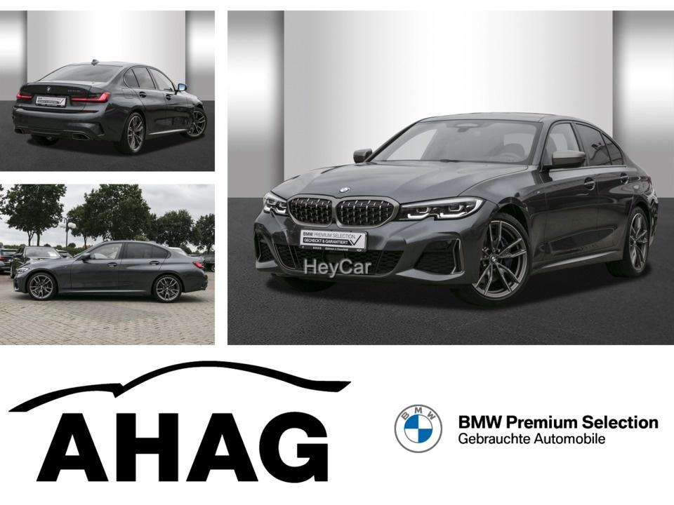 BMW M340i xDrive Standhzg. 19Zoll PAProf. LCProf., Jahr 2020, Benzin