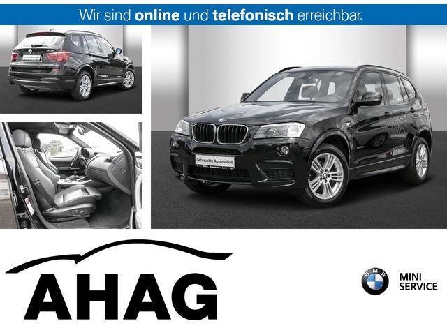 BMW X3 xDrive20i M Sportpaket Navi Business Xenon, Jahr 2012, Benzin