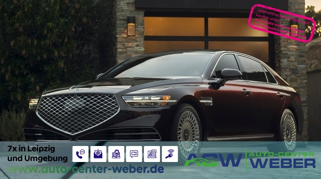 Hyundai Genesis G90 3.8 GDI Luxury Automatik Direktimpor, Jahr 2019, Benzin