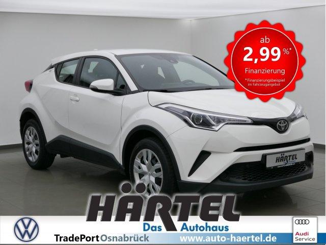 Toyota C-HR 4X2 TURBO (+AHK+KLIMA) Bluetooth el. Fenster, Jahr 2017, Benzin