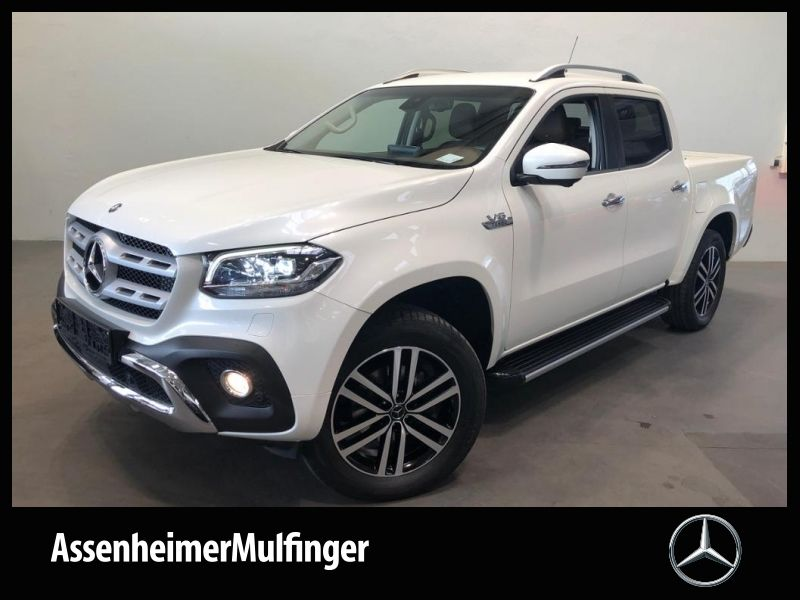 Mercedes-Benz X 350 d **Power/COMAND/360°Kamera/Keyless, Jahr 2018, Diesel