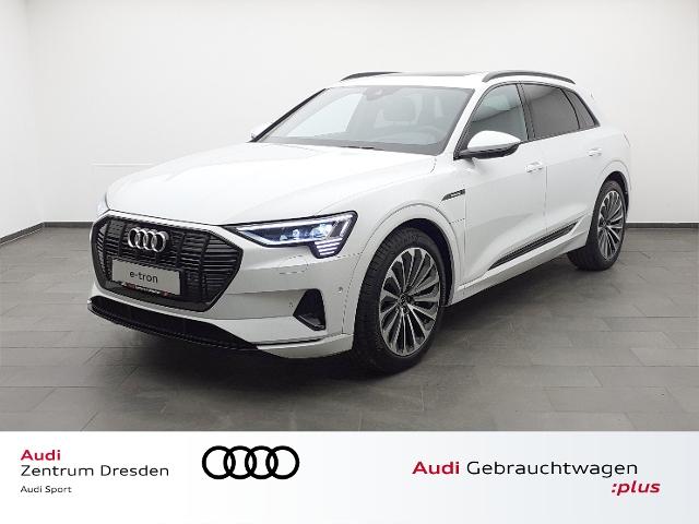 Audi e-tron advanced 55 quattro **sofort**, Jahr 2021, Elektro