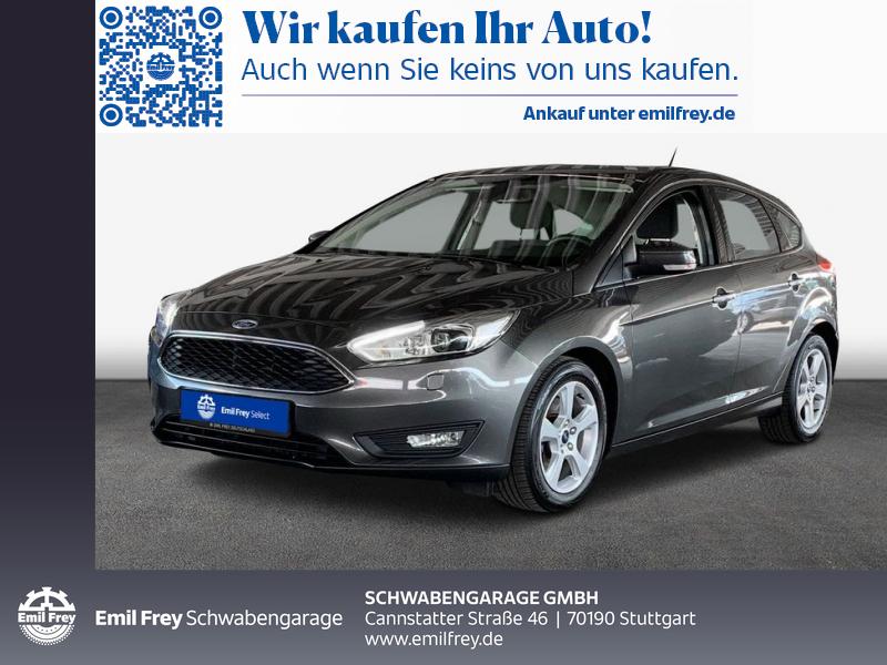 Ford Focus 1.5 EcoBoost Start-Stopp-System Aut. Business Edition, Jahr 2017, Benzin