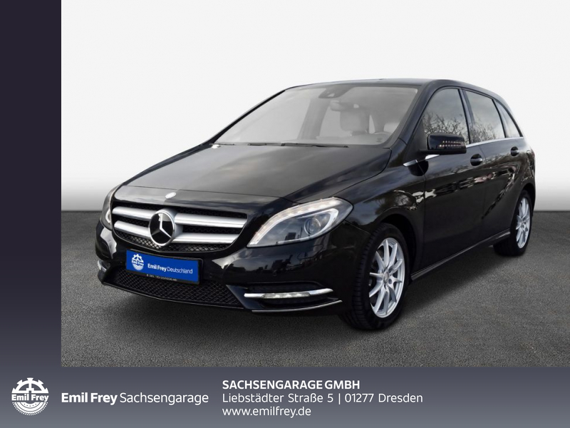 Mercedes-Benz B 220 CDI (BlueEFFICIENCY) 7G-DCT AHZV, Jahr 2014, Diesel