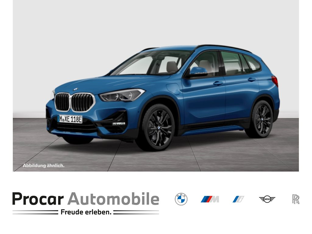 BMW X1 xDrive25e A Sport Line DAB LED Komfortzug. Tempomat, Jahr 2021, Hybrid