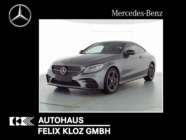 Mercedes-Benz C 300 d Coupe AMG 4xHigh-End Standheizung HeadUp, Jahr 2020, Diesel