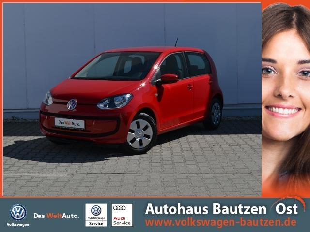 Volkswagen up! move 1.0 COOL&SOUND/4-TÜRER/NAVI/CLIMATIC/VA, Jahr 2015, Benzin