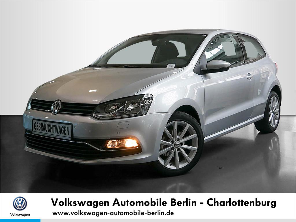 Volkswagen Polo 1.2 TSI Highline, Jahr 2017, Benzin