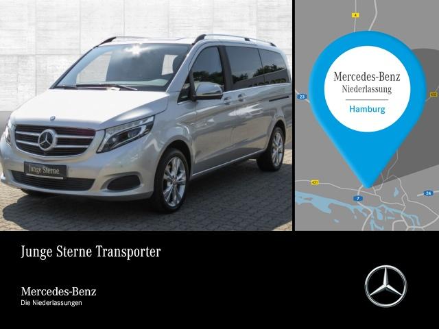 Mercedes-Benz V 250 CDI 4M AVANTGARDE EDITION Lang AHK Comand, Jahr 2016, Diesel