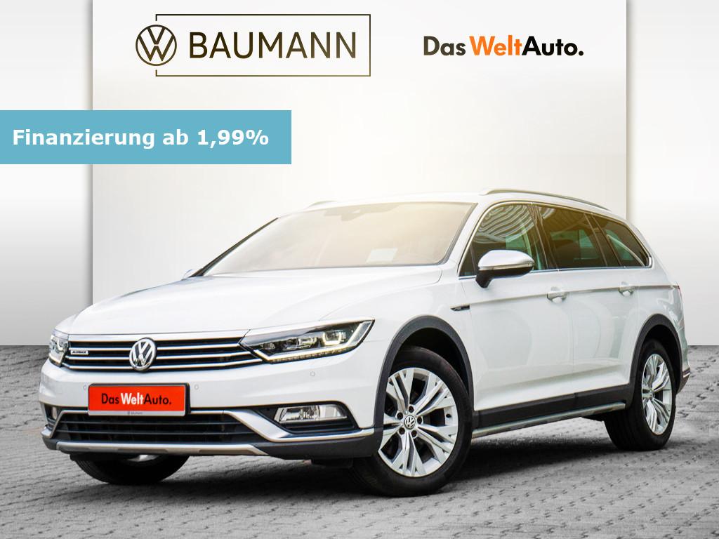 Volkswagen Passat Alltrack 2.0 TDI BMT 4MOTION, Jahr 2015, Diesel