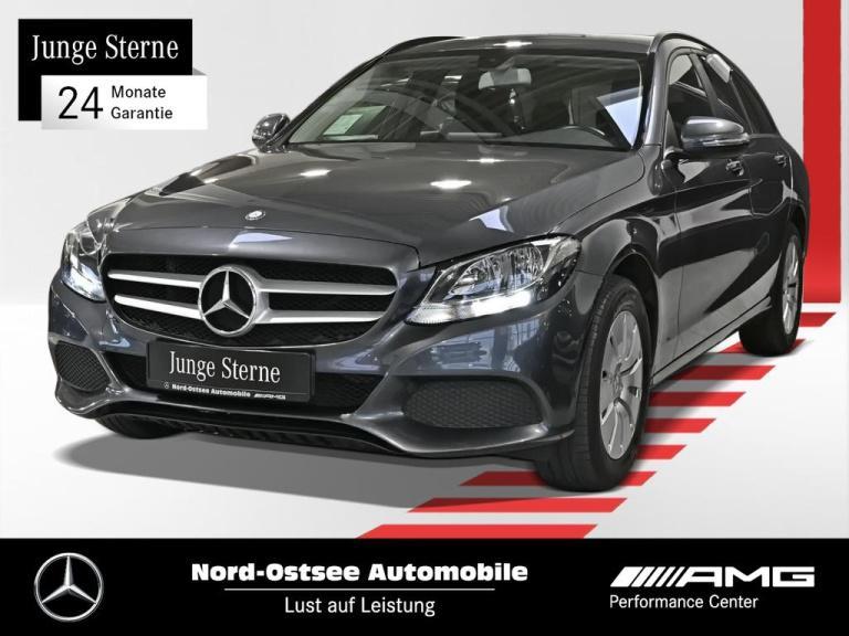 Mercedes-Benz C 200 d T BlueTec Navi Klima Tempomat 7G-DCT, Jahr 2015, Diesel