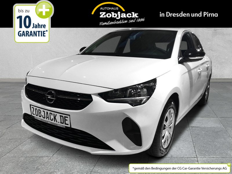 Opel Corsa-F Edition 1.2 *Kamera*SHZ*Multimedia*, Jahr 2020, Benzin