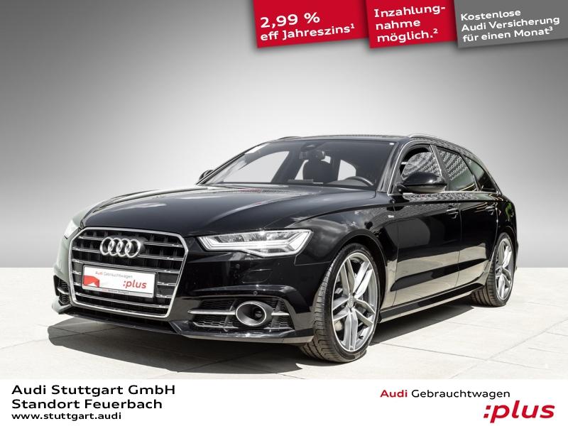 Audi A6 Avant 3.0 TDI S line LED Navi ACC 20 Zoll, Jahr 2017, Diesel
